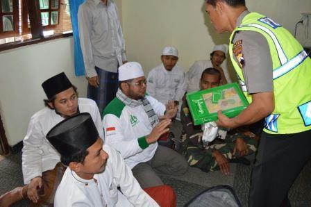 Kesaksian Ketua LPI Magelang Tolak Baju Koko dari Kapolres Rembang