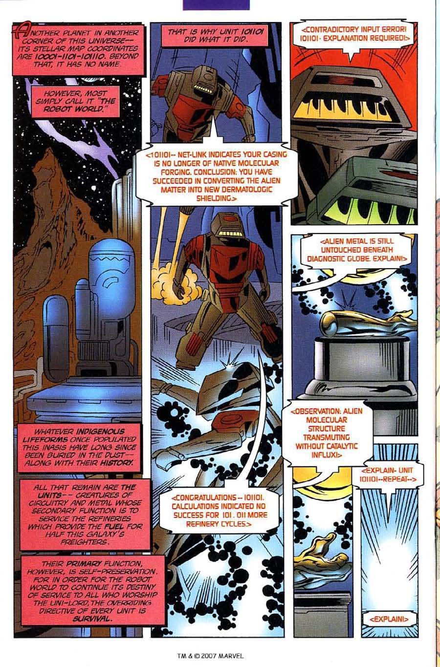 Read online Silver Surfer (1987) comic -  Issue #116 - 22