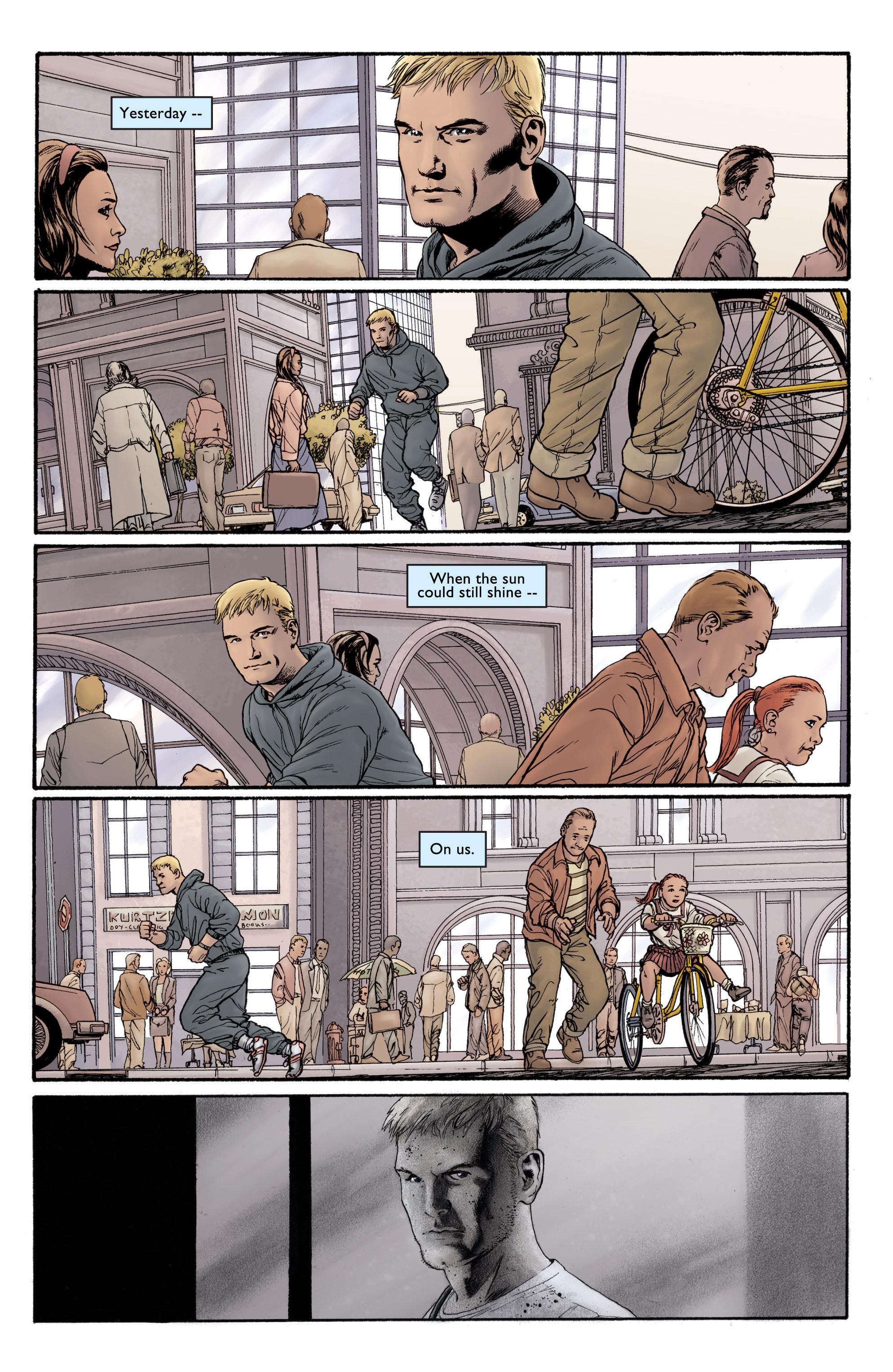 Captain America (2002) Issue #1 #2 - English 16