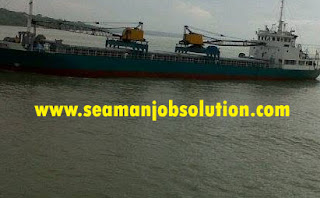 Able seaman job for cargo vessel