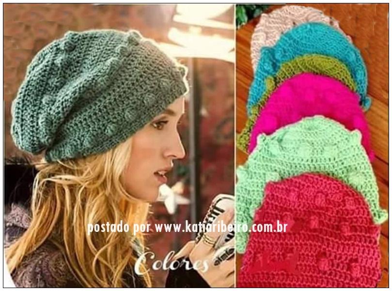 Katia Ribeiro Crochê Moda e Decoração - Crochê com Gráficos e2c04fdf021