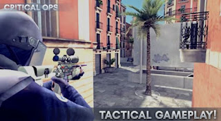 Download Critical Ops (MOD, Minimap) free on android