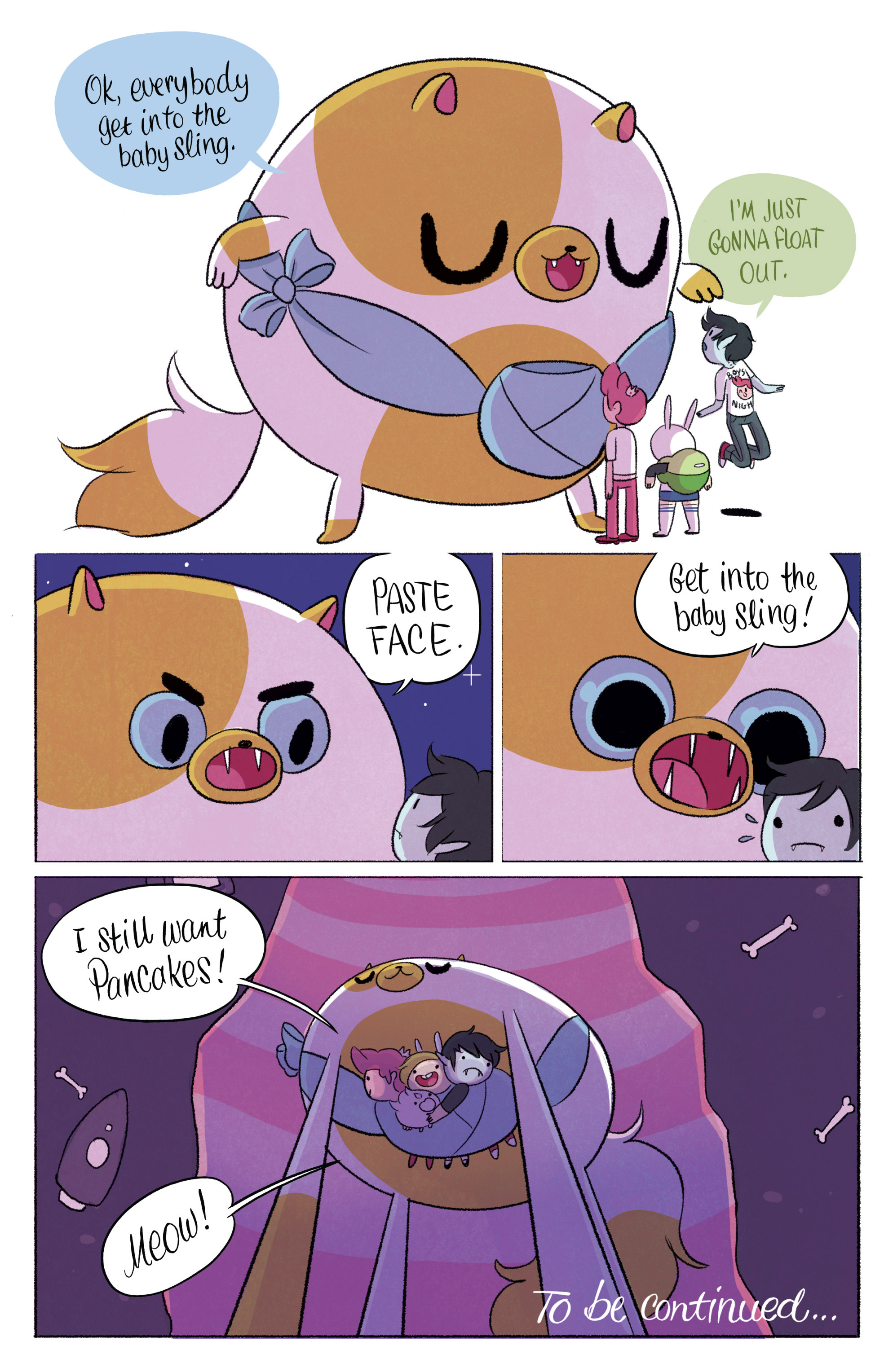 Read online Adventure Time with Fionna & Cake comic -  Issue #3 - 26