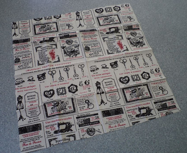 Linen Sheet from Dollarama