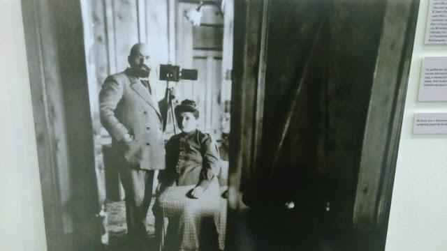 Η Άννα και ο Κωνσταντίνος Καπαγιαννίδης. Πηγή: ΑΜΠΕ.