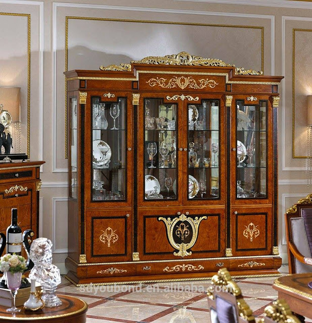 The Most Popular Dining Room Design Ideas On Pinterest: 25 Traditional Cupboard, Hutch & Buffet Decoration Ideas