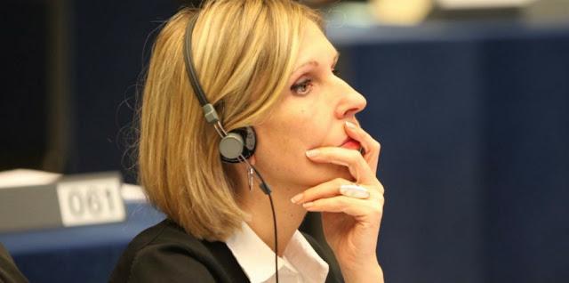 Eurodiputada Beatriz Becerra pide a países de Europa llevar a Maduro a CPI