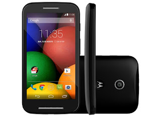 Motorola Moto E XT1025, XT1022 e XT1021 Lollipop 5.1