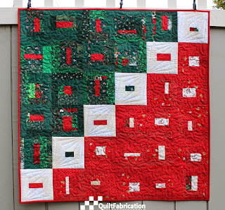 Holly and Berries quilt