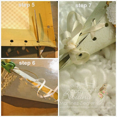 steps on how to make the vistorian cone