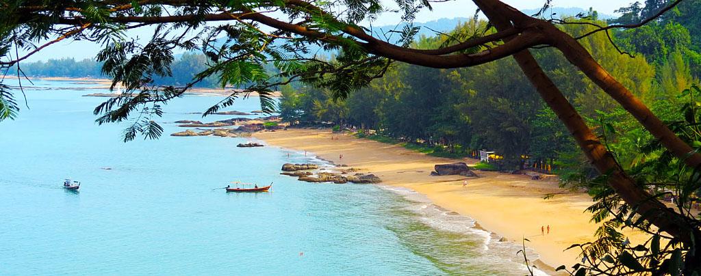 Khao Lak Beach Tour