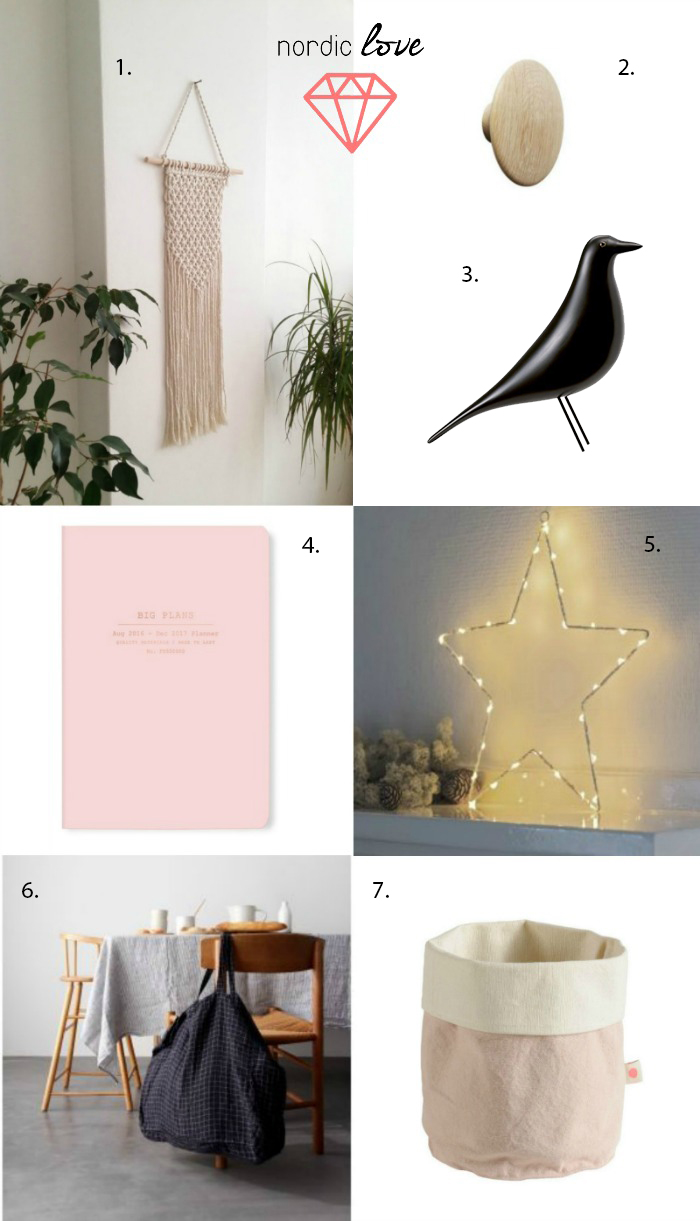 Nordic Love X-mas wishlist