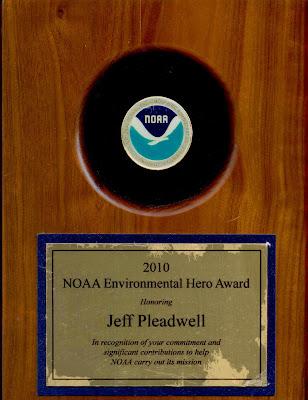 Jeff's Award-Winning Weather Station!