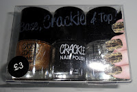 Primark Crackle Glaze Kit