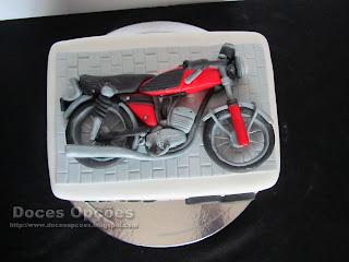 bolo moto antiga bragança