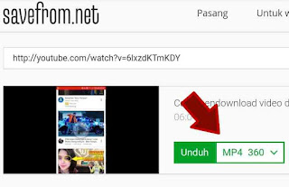 Cara download video youtube di PC tanpa software