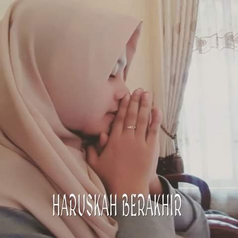 Lirik Lagu Haruskah Berakhir - Fitri Alfiana (Cover)