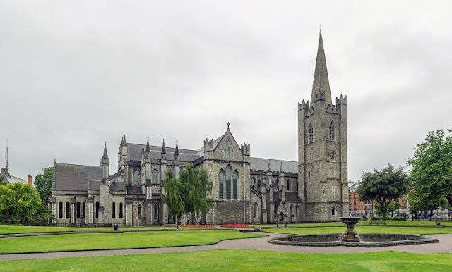 Catedral de São Patrício, Dublin