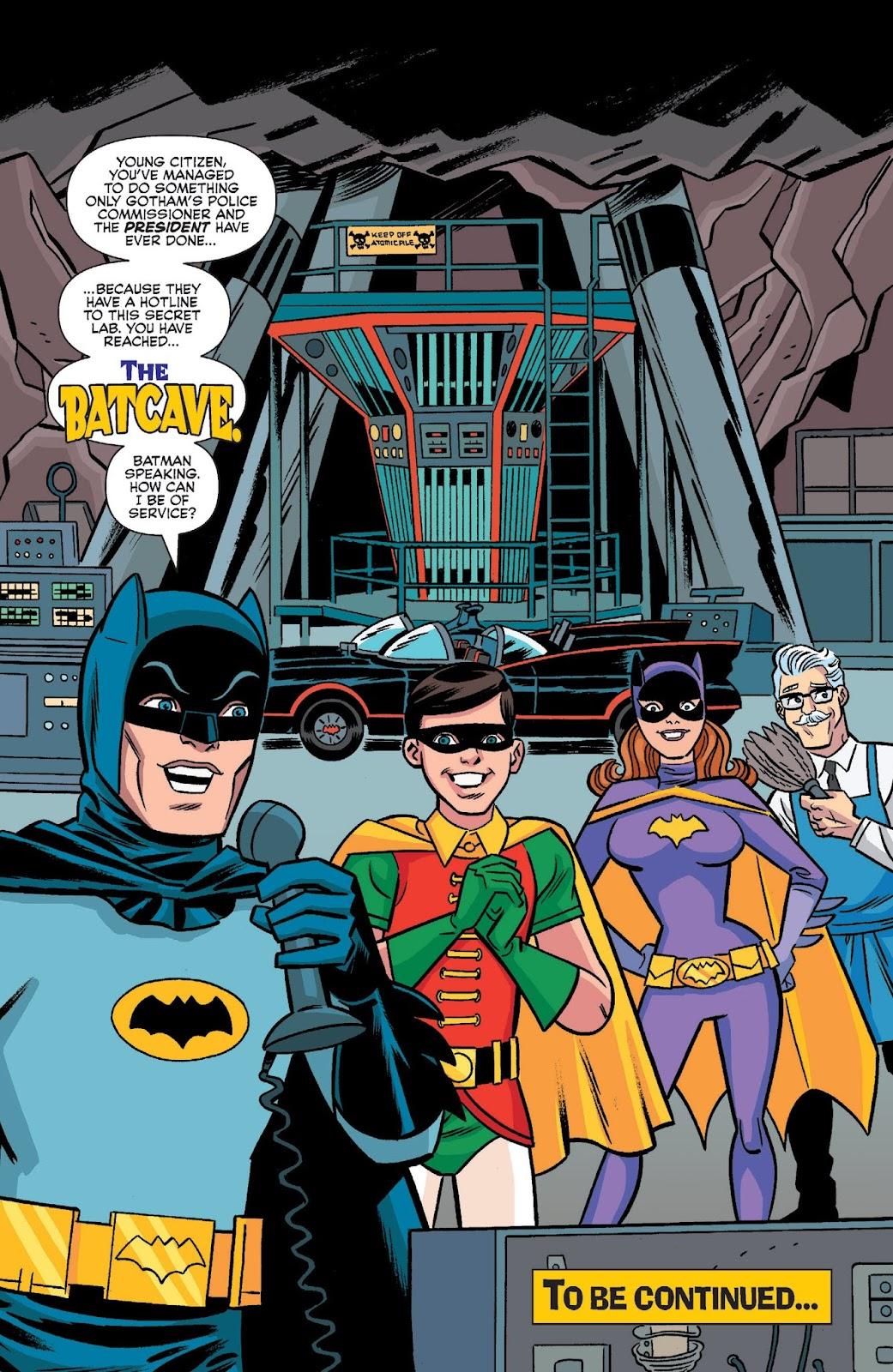 Read online Archie Meets Batman '66 comic -  Issue #1 - 21