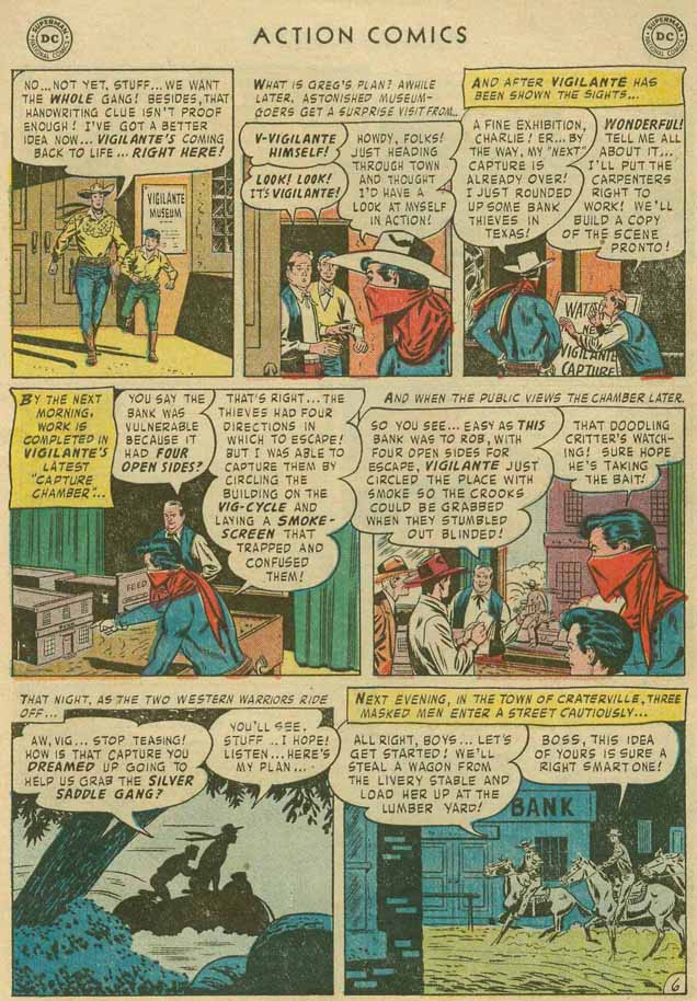 Read online Action Comics (1938) comic -  Issue #173 - 41