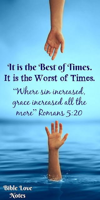 Our present Spiritual Climate: It Is the Best of Times, It Is the Worst of Times