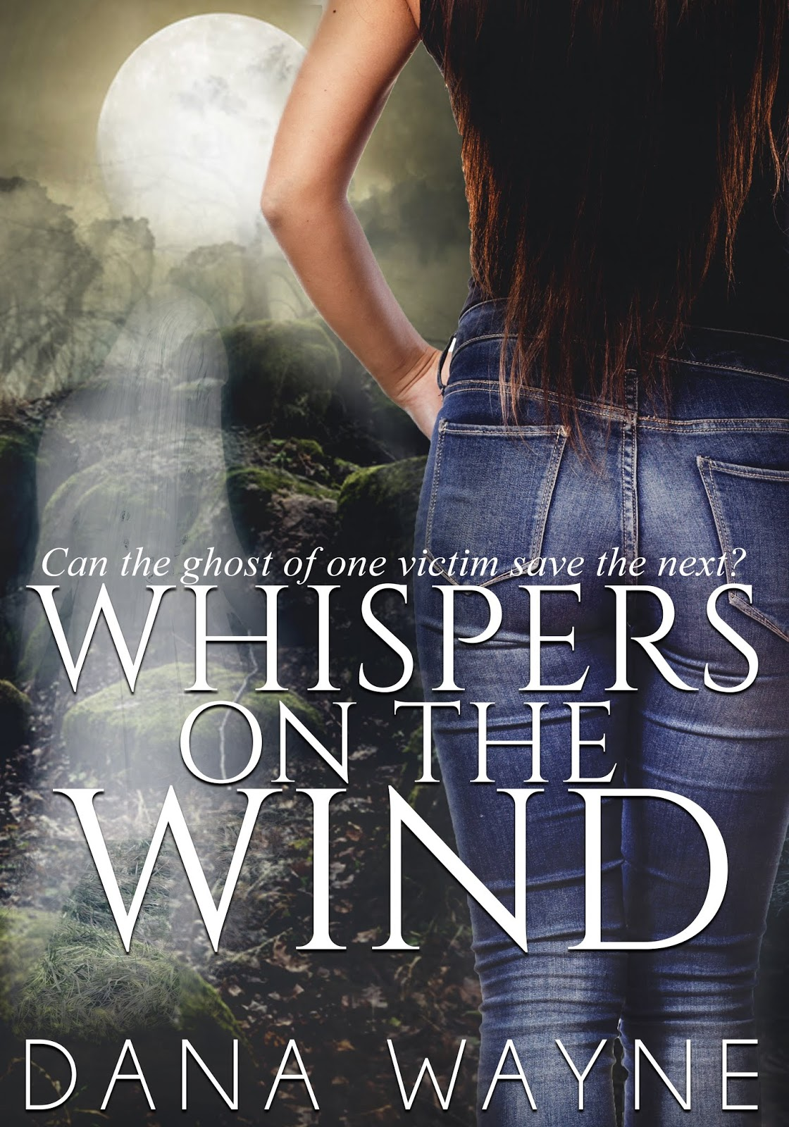 Whispers on the Wind book cover