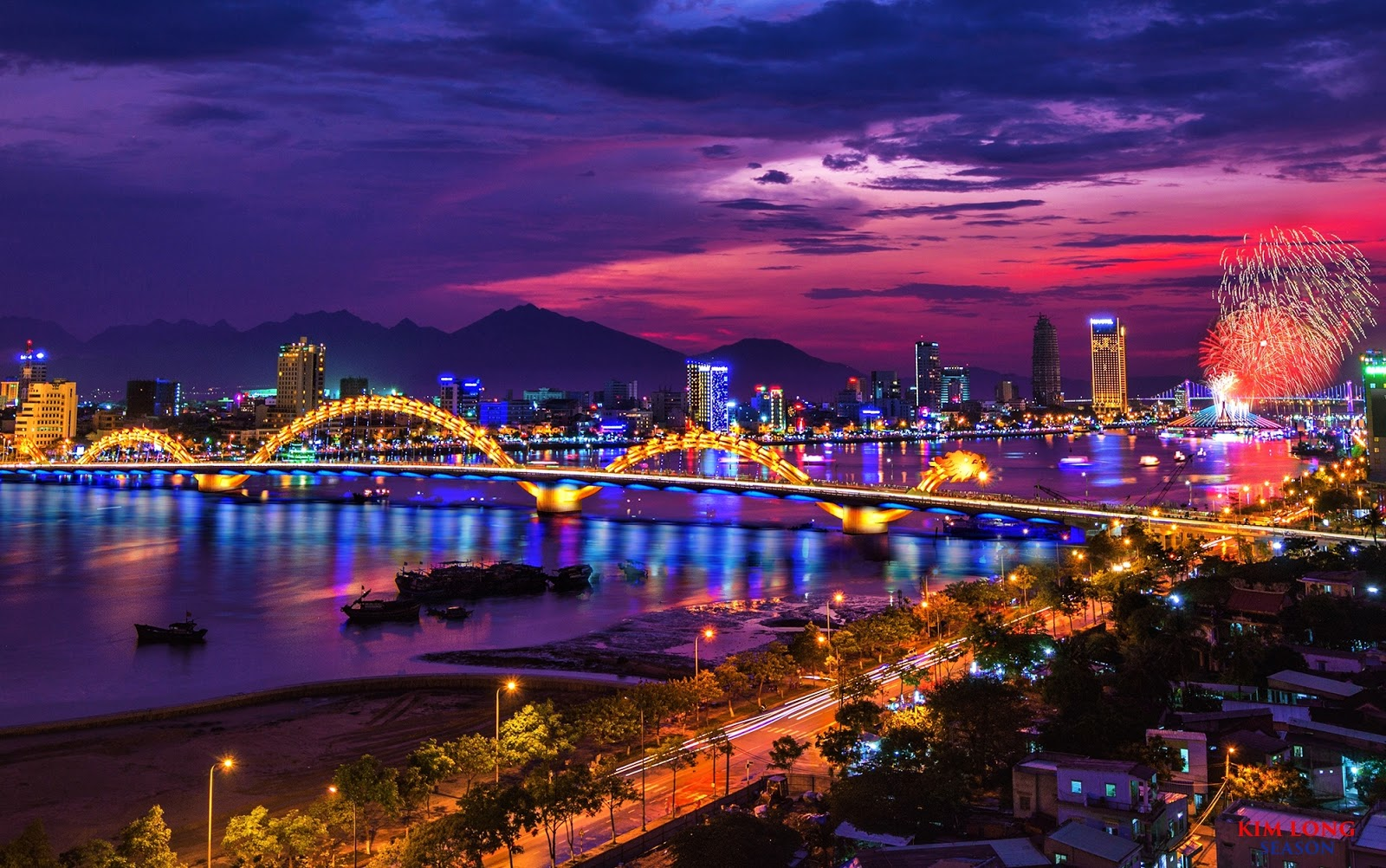 Vẻ đẹp của thành phố biển Đà Nẵng