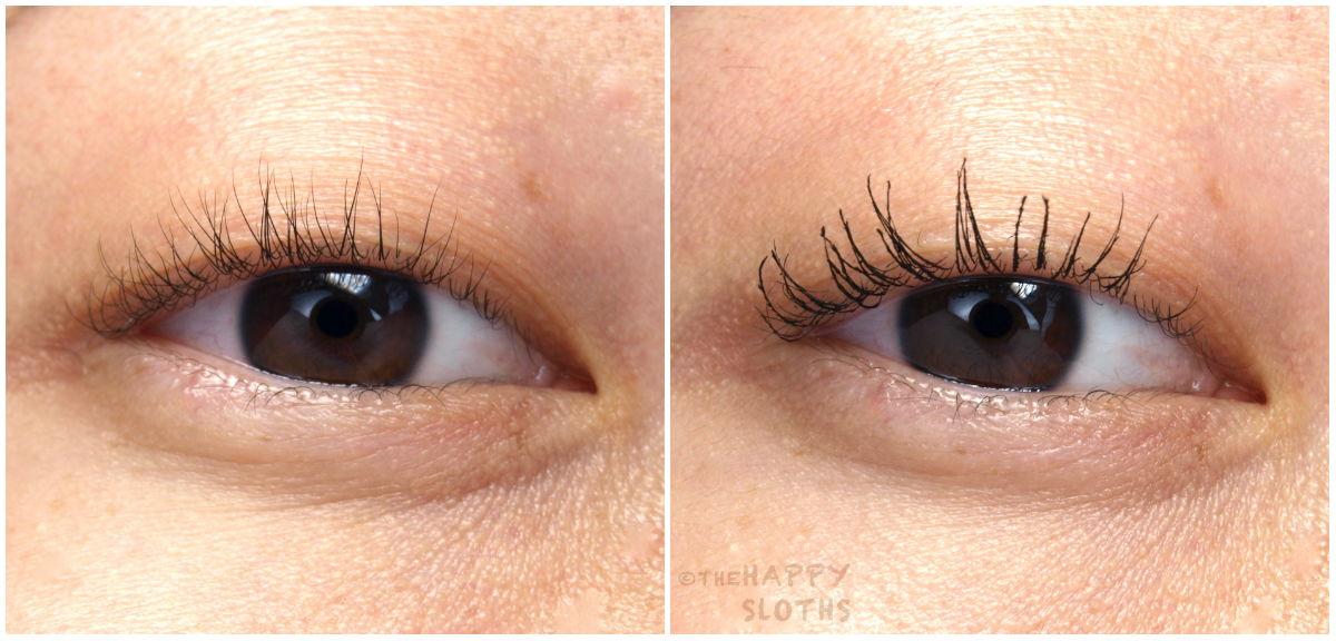 Yves Saint Laurent Vinyl Couture Mascara Review And