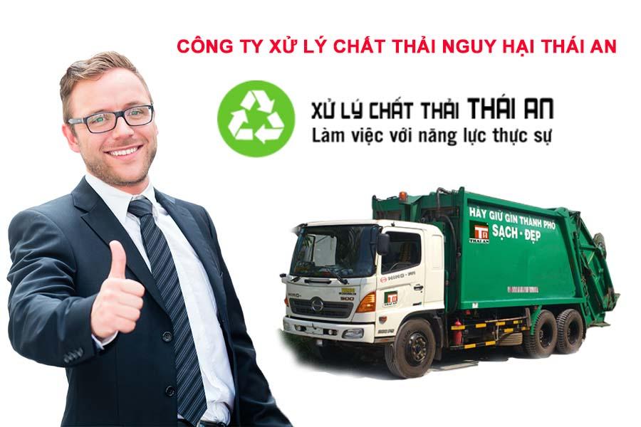 Công ty xử lý chất thải nguy hại tại tphcm