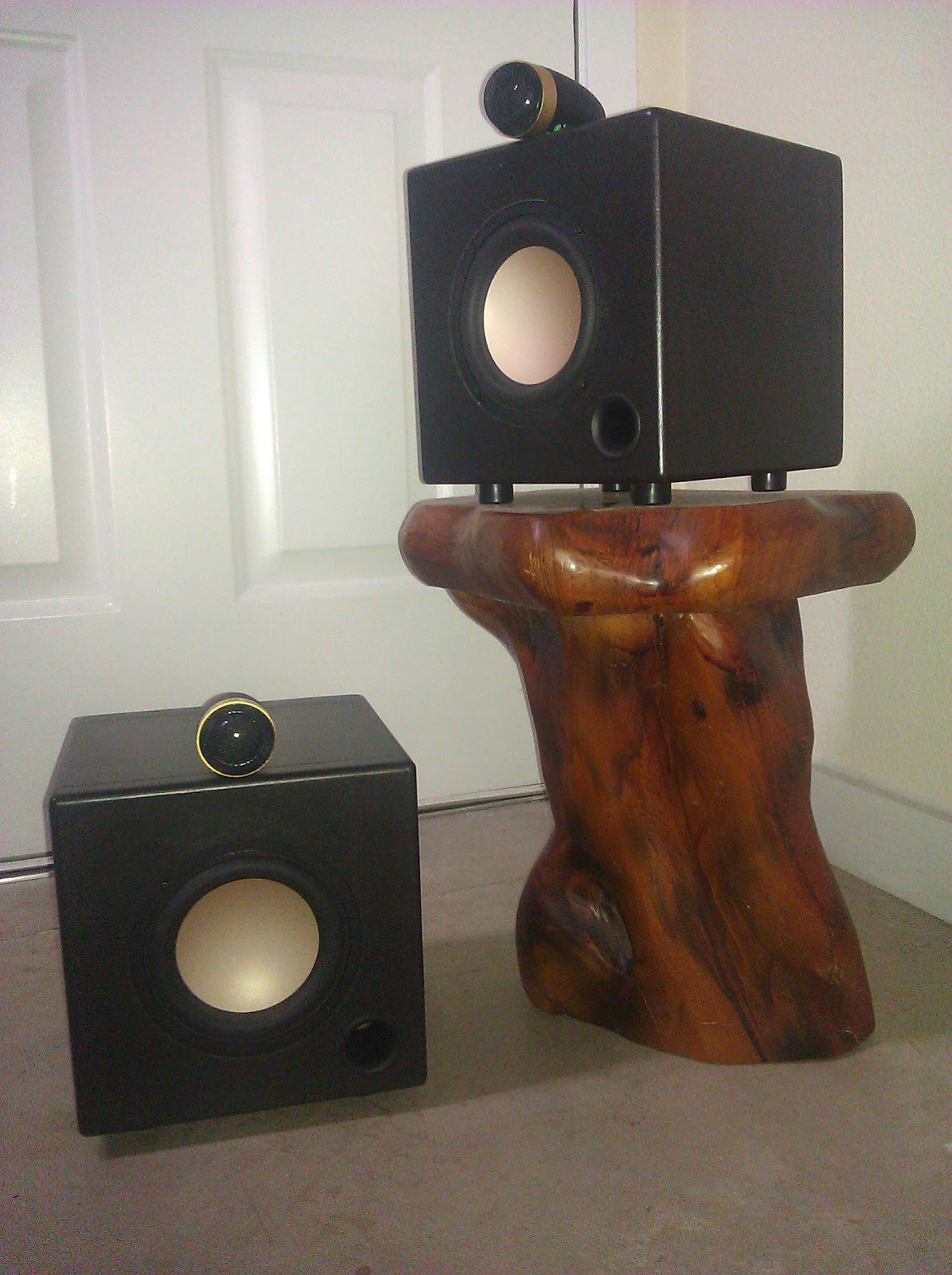 Engrained Audio: My DIY Home Theater Speakers