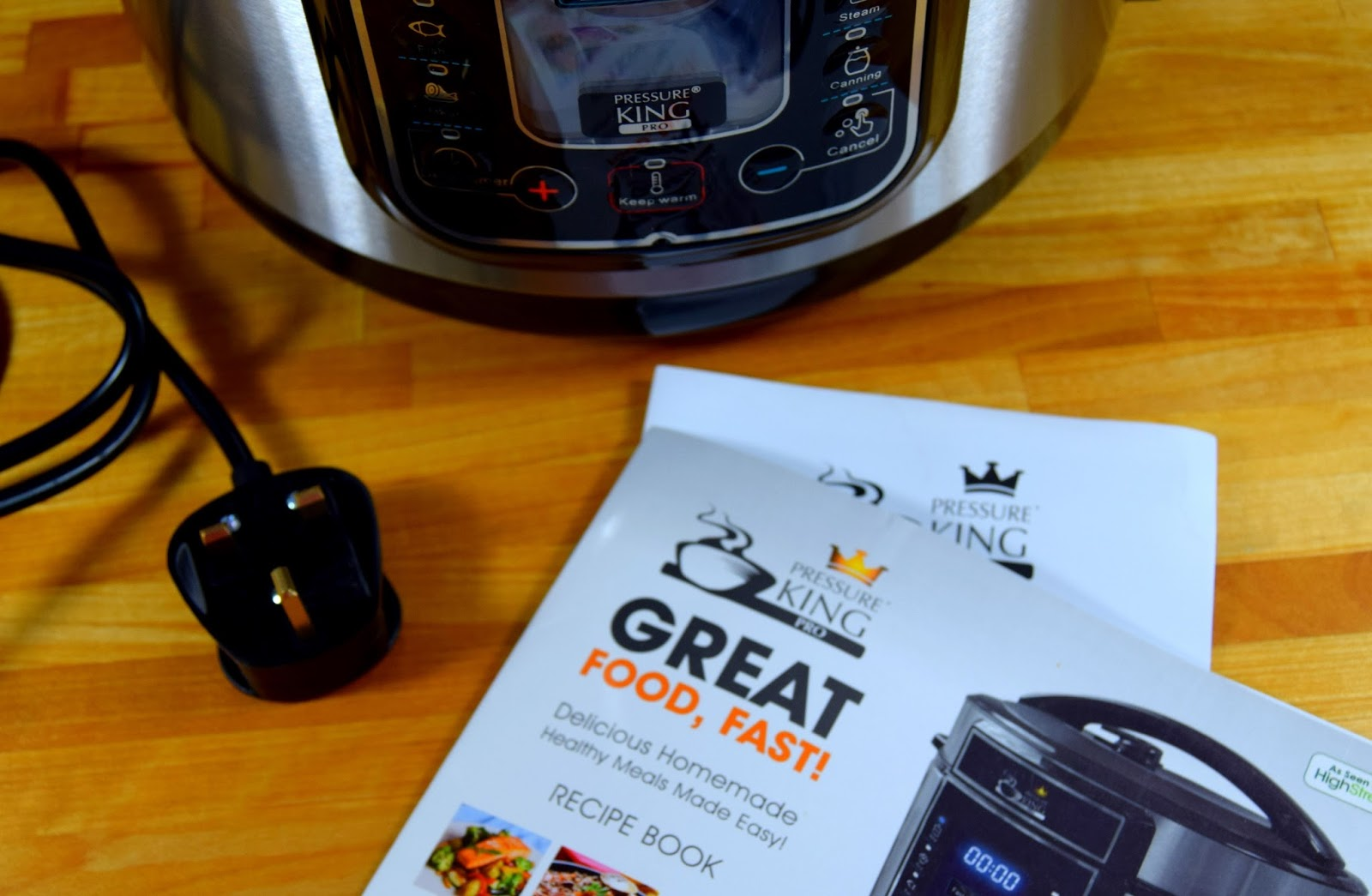Pressure King Pro Review: A Cool Kitchen Gadget