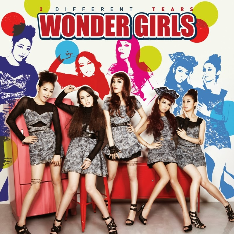 [Single] Wonder Girls – 2 Different Tears (FLAC)