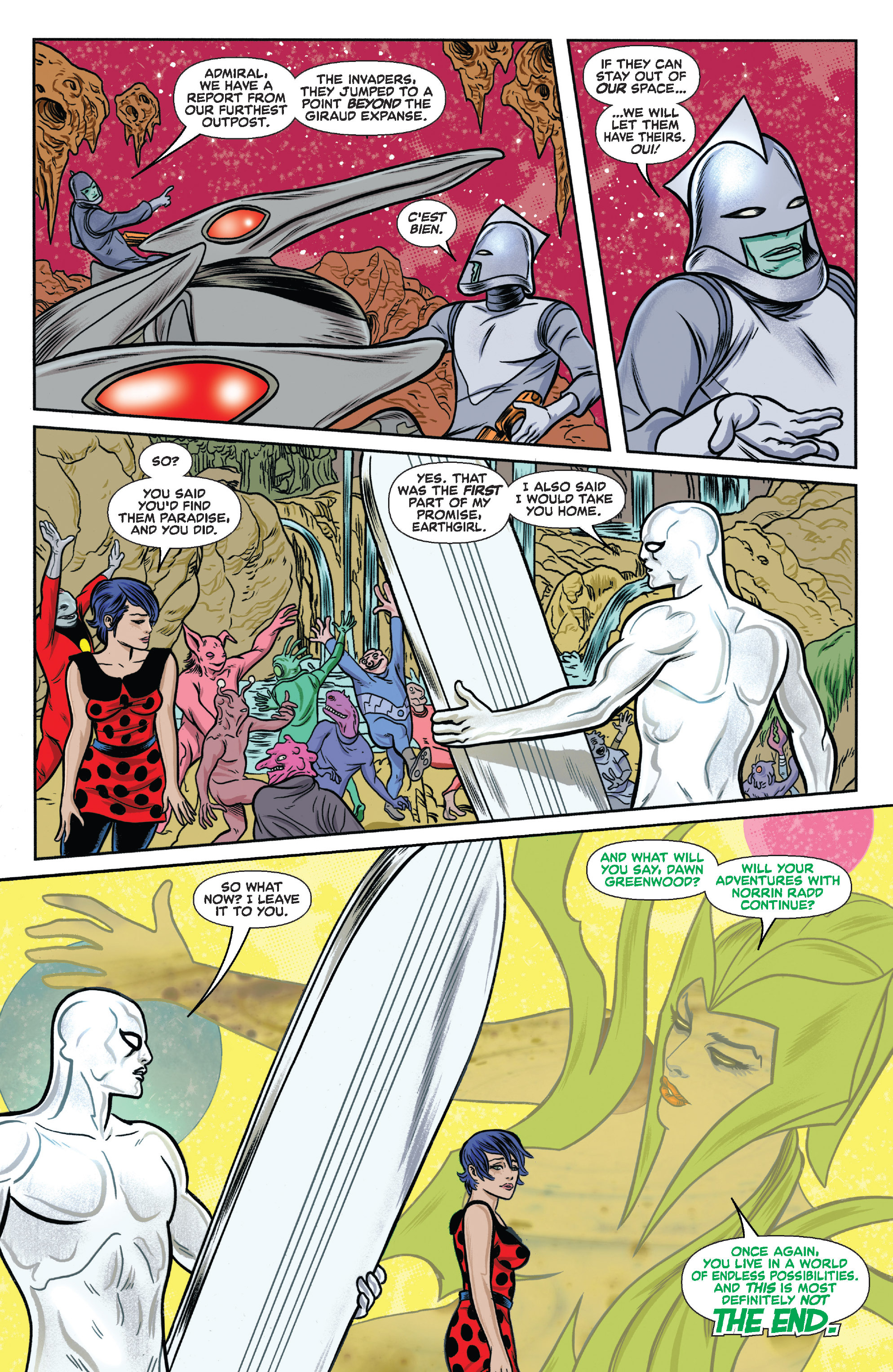 Read online Silver Surfer (2014) comic -  Issue #11 - 42