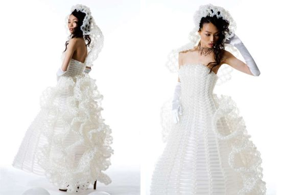 27 Unique Wedding Dresses
