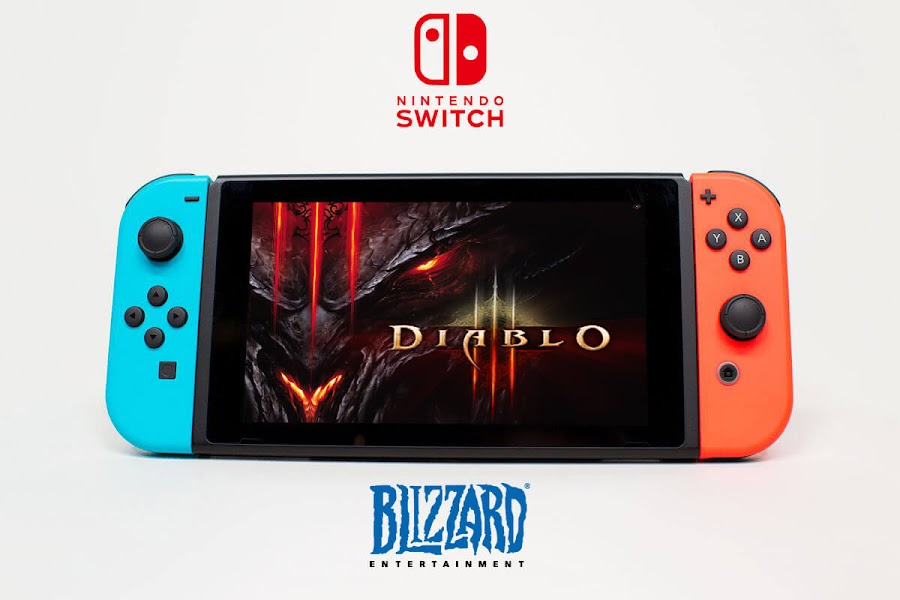 blizzard diablo nintendo switch