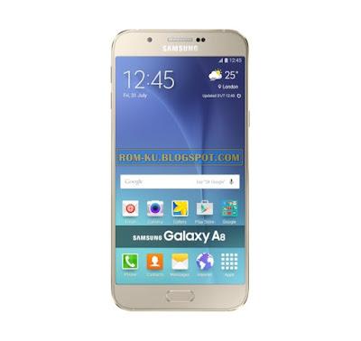 Firmware Samsung Galaxy A8 SM-A800F Indonesia