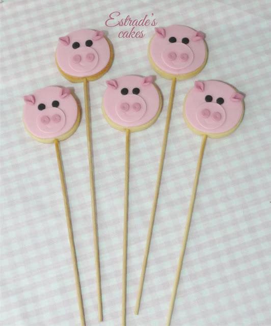 galletas infantiles de cerdos 2
