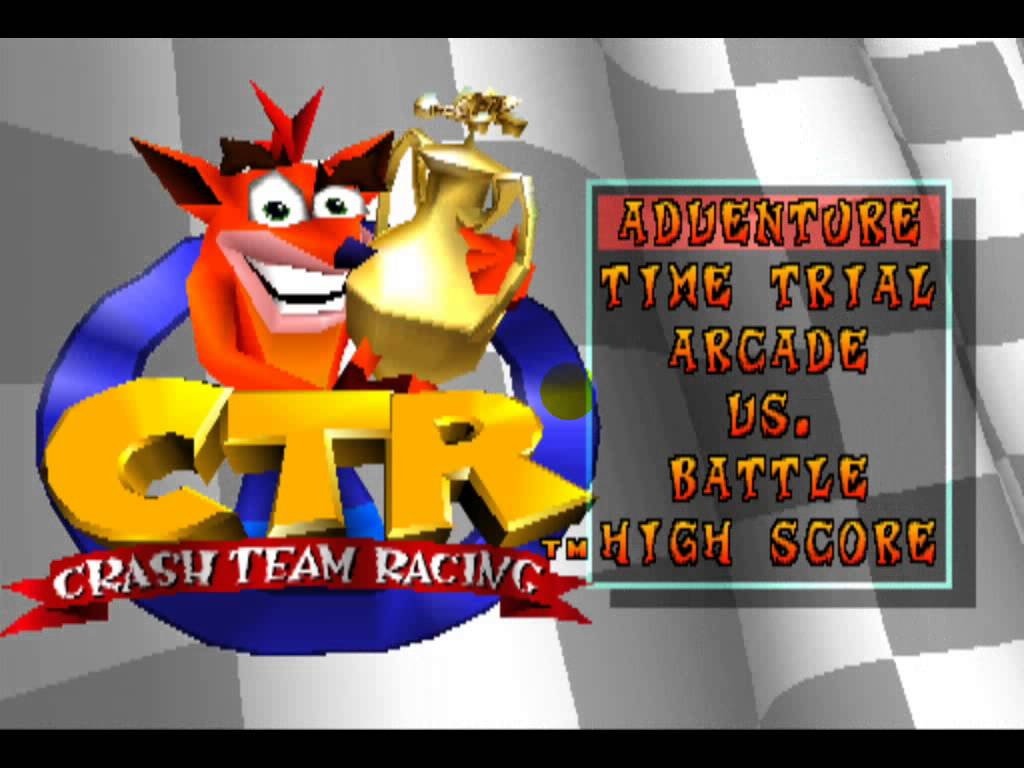 تحميل لعبه كراش سيارات crash team racing كامله للكمبيوتر