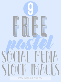 9 Free Pastel Social Media Stock Images