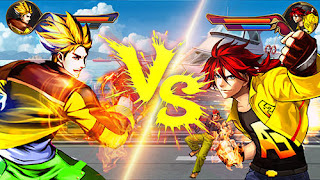 The King of Kung fu fighting v1.1 Full Games Fighting Mod Apk for Android