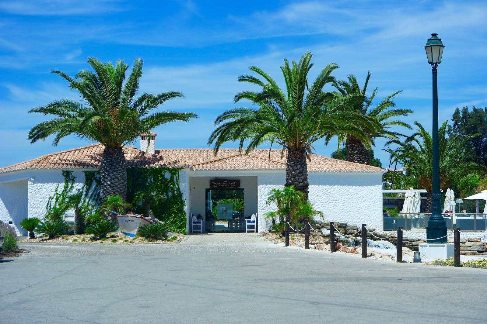 Vale do Lobo Qunita do Lago beach casa do lago Algarve Portugal