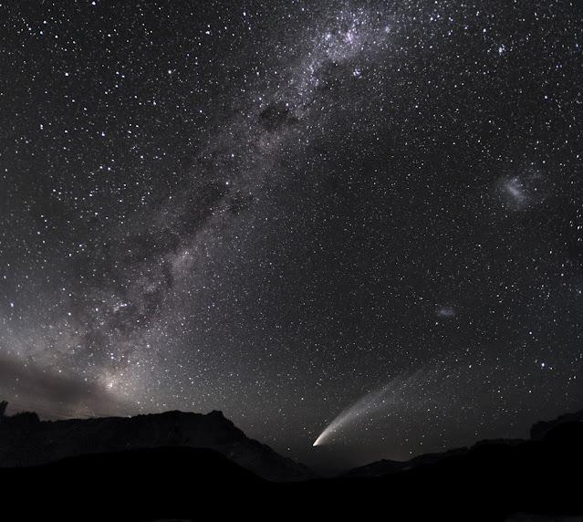 wild camping stars night dark skies views Perseid Meteor Shower