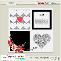 Template : February Template Challenge by Craft-tastrophic