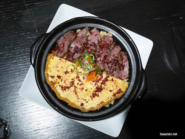Wagyu Beef Don - RM47
