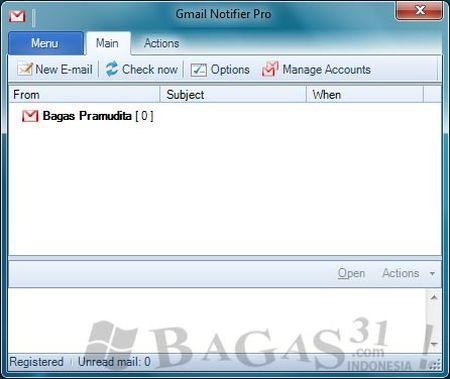 Gmail Notifier Pro 3.0.2 + Key Maker 2