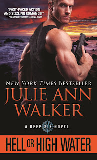 Book Review: Hell or High Water (Deep Six #1) by Julie Ann Walker | About That Story