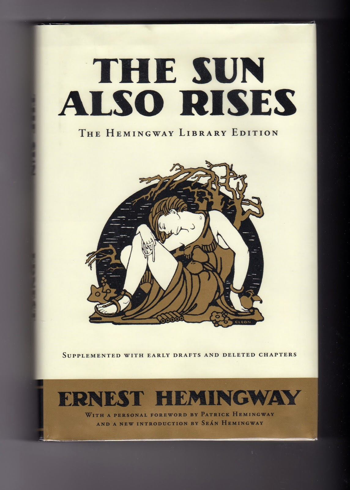 by means of Ernest Hemingway
