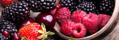 antioxidants in berries