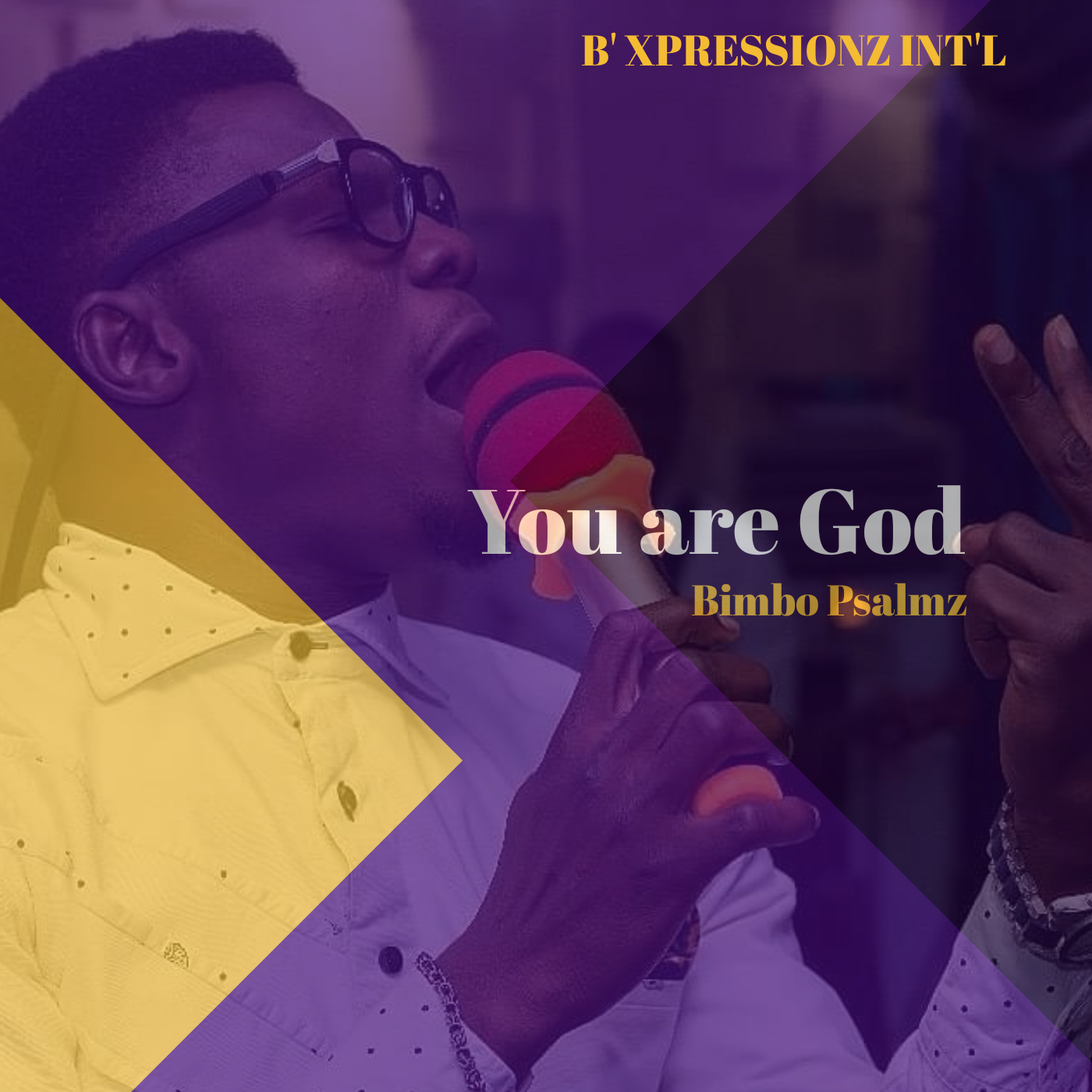 Lyrics] YOU ARE GOD - Bimbo Psalmz @bimbopsalmzofficial