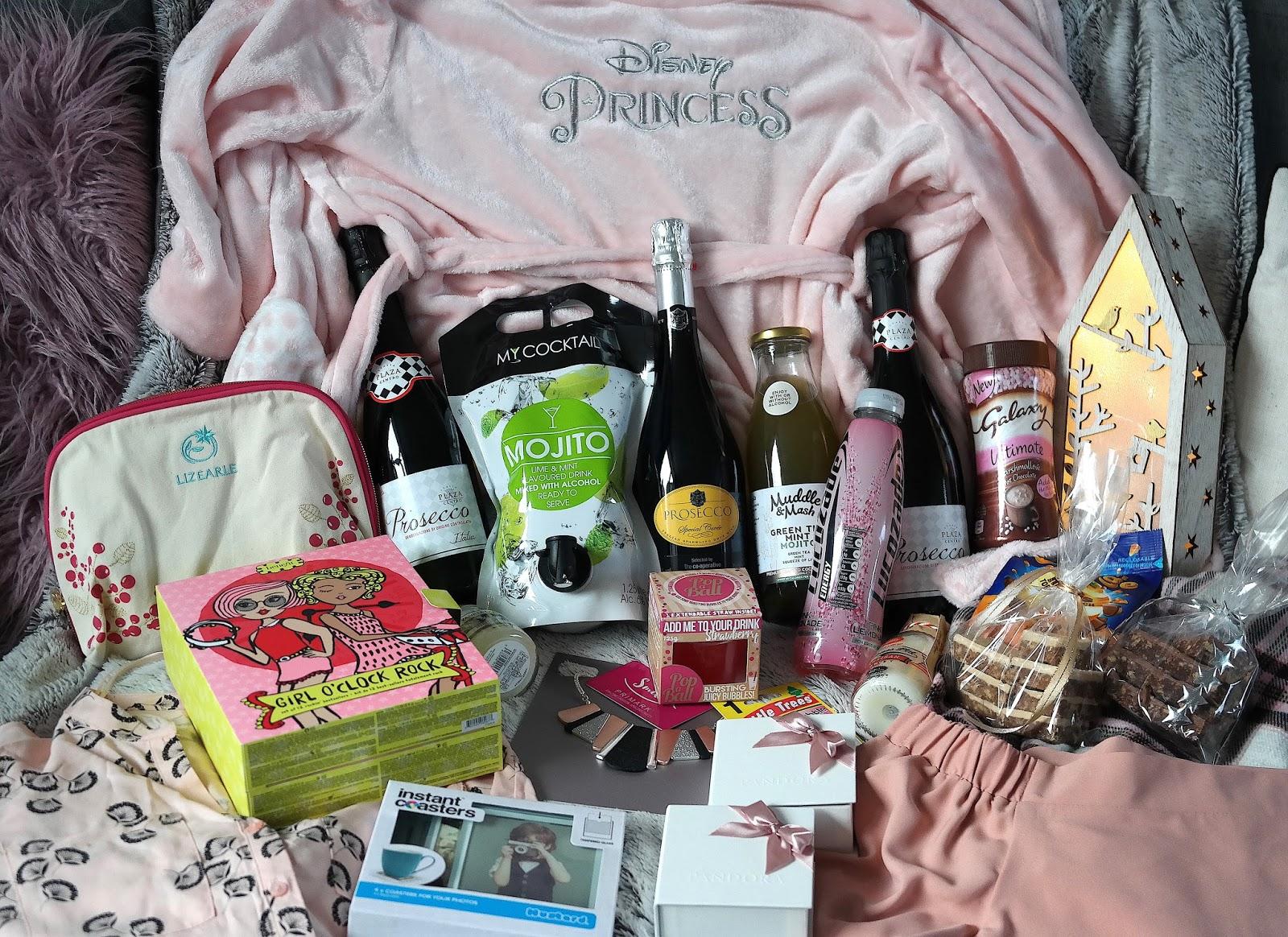 What I Got For My Birthday Jenna Suth